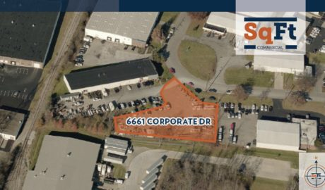 6661 Corporate Dr Cincinnati, OH 45242 – Land Site