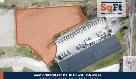 6661 Corporate Dr Cincinnati, OH 45242 – Land Site