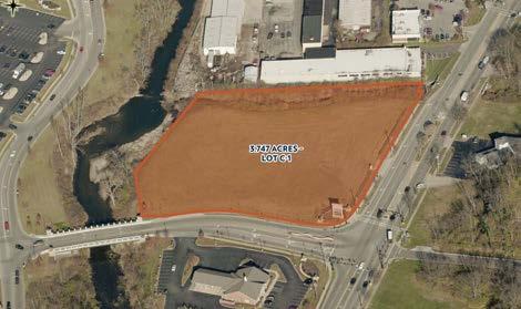 Evendale Commons Cincinnati, OH 45241