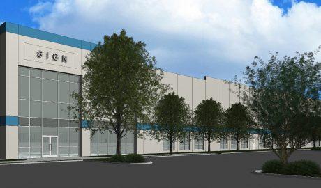 Commerce Center Dr. – Franklin Industrial Park
