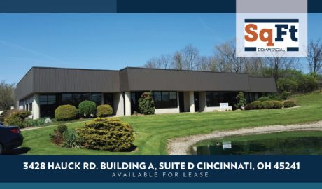 3428 Hauck Rd. Building A, Suite D Cincinnati, OH 45241