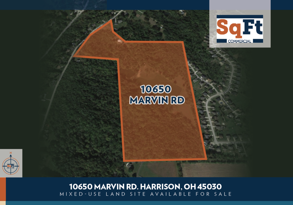 10650 Marvin Rd, Harrison, OH 45030