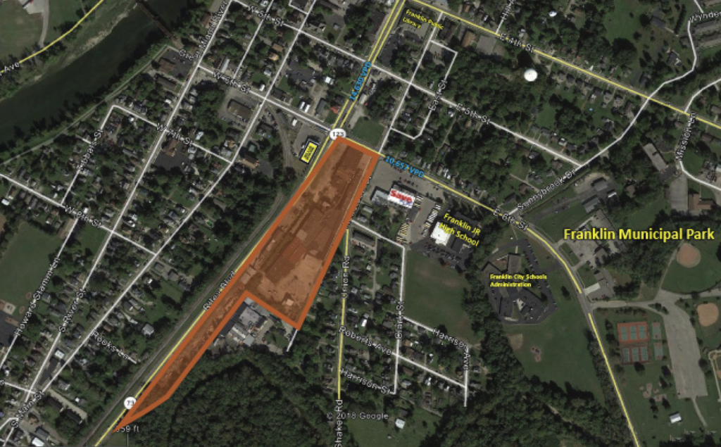 50 East 6th Street & 666 South Riley Blvd, Franklin, OH 45005 – Warren County Land Available For Sale