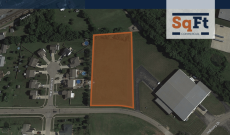 400 Industrial Drive, Carlisle Ohio – Land For Sale