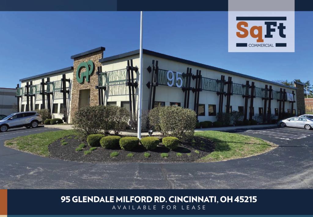 95 Glendale Milford Rd. Cincinnati, OH 45215 Office For Lease