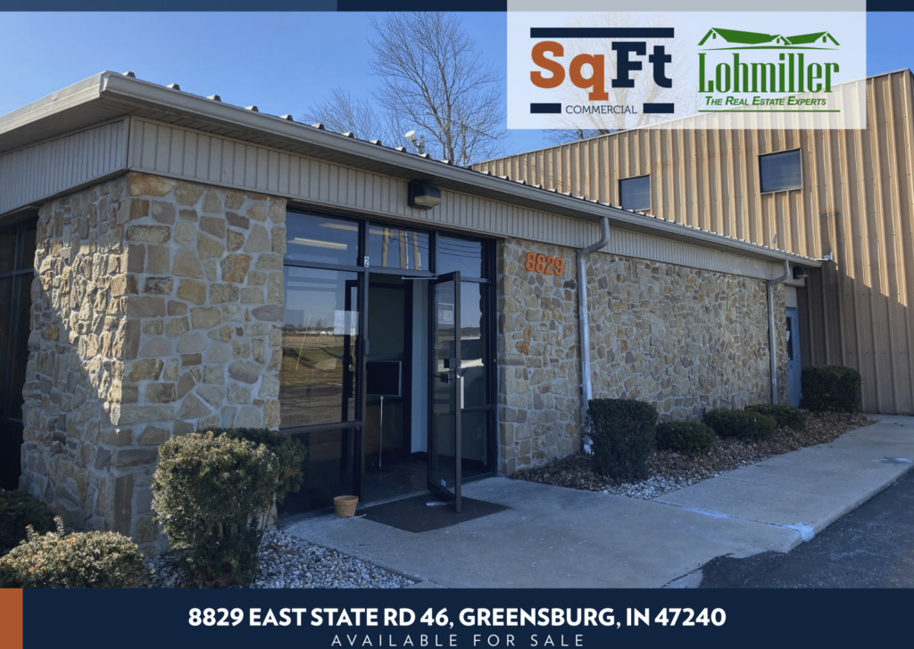 8829 EAST STATE RD 46, GREENSBURG, IN 47240