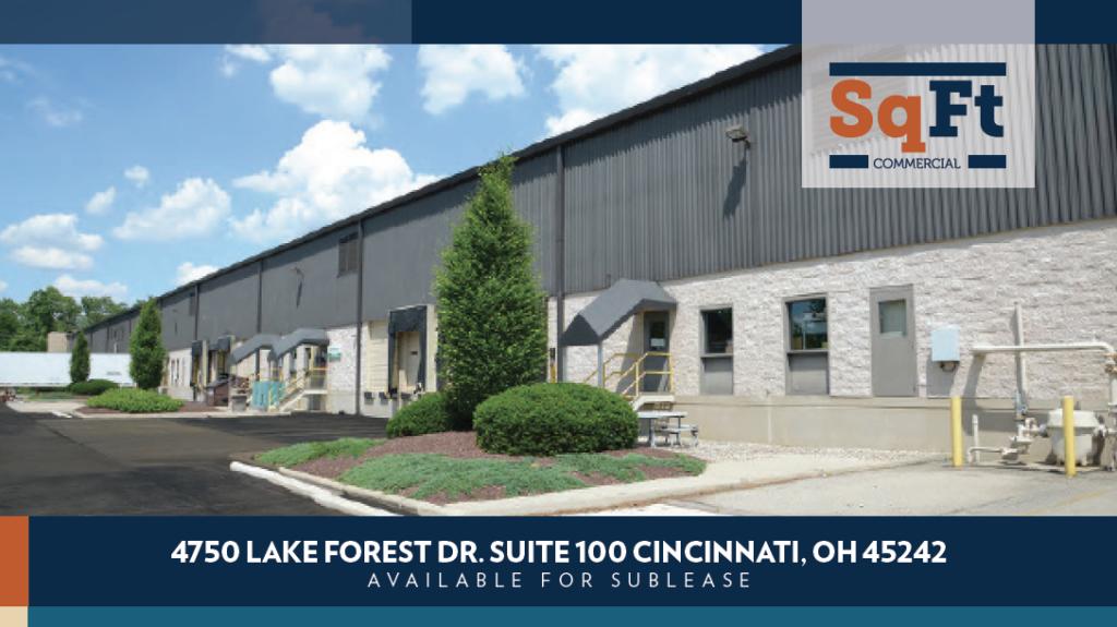 4750 Lake Forest Dr., Suite 100, Cincinnati, OH 45242