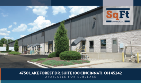 4750 Lake Forest Dr., Suite 100, Cincinnati, OH 45242