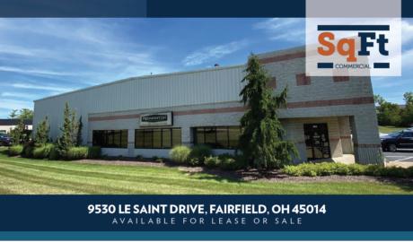 9530 Le Saint Drive, Fairfield, OH 45014