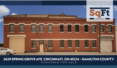 2629 Spring Grove Ave, Cincinnati, OH 45214